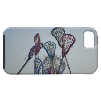 Details of Lacrosse game iPhone SE/5/5s Case