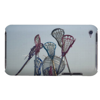 Details of Lacrosse game iPod Case-Mate Case