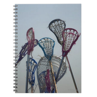 Details of Lacrosse game Notebook