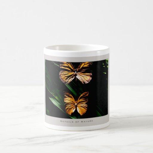 Details of Nature: Butterflies - Mug