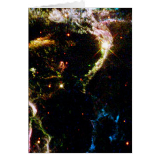 Details of Supernova Remnant Cassiopeia A Cards