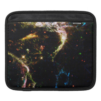 Details of Supernova Remnant Cassiopeia A iPad Sleeves