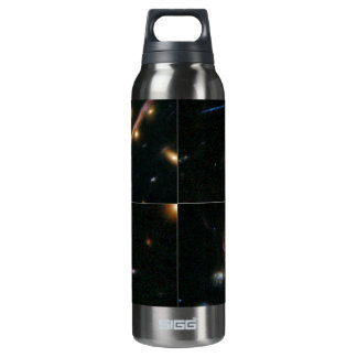 Details of the Hubble Abell 370 Image Thermos Bottle