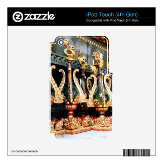 Details Skins For iPod Touch 4G