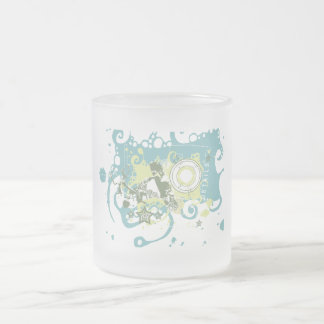 Details Snowboarding Tshirts and Gifts Frosted Glass Coffee Mug