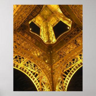 Detalle de Eiffel Impresiones