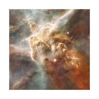 Detalle de Estrella-Formación de la región de la Impresión En Lienzo Estirada