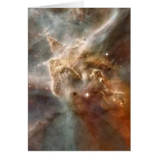 Detalle de Estrella-Formación de la región de la Tarjeta Pequeña