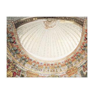 Detalle de la cámara acorazada de la capilla impresiones en lienzo estiradas