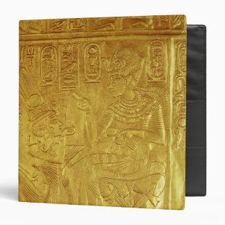Detalle de la capilla de oro