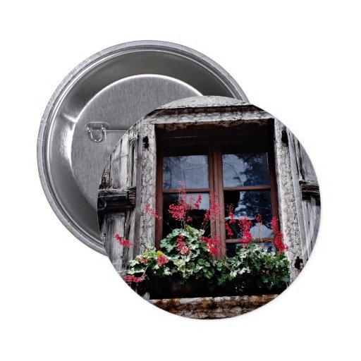 Detalle de la casa vieja en el cuadrado, Garda, fl Pins