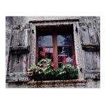 Detalle de la casa vieja en el cuadrado, Garda, fl Tarjetas Postales