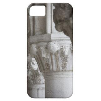 Detalle de la columna del palacio Venecia Italia Funda Para iPhone SE/5/5s