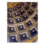Detalle de la cúpula postal