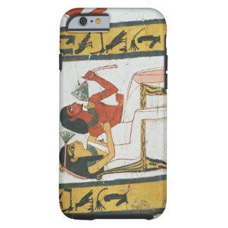 Detalle de la decoración de un sarcófago del L Funda De iPhone 6 Tough