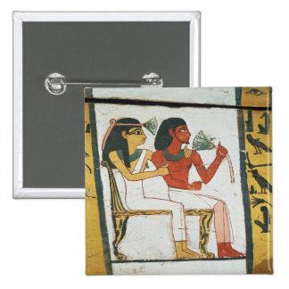 Detalle de la decoración de un sarcófago del L Pins