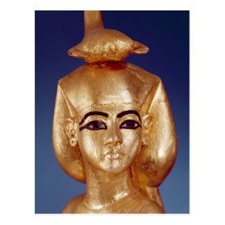 Detalle de la diosa Selket Postal