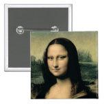 Detalle de la Mona Lisa, c.1503-6 Pins