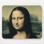 Detalle de la Mona Lisa, c.1503-6 Alfombrilla De Raton