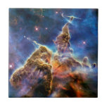 Detalle de la nebulosa de Carina Azulejos