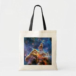 Detalle de la nebulosa de Carina Bolsa