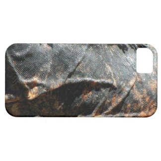 Detalle de la piel de la iguana iPhone 5 funda