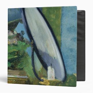 """Detalle de la pintura """"Nana"""", 1877 Carpeta 1 1/2"""""""