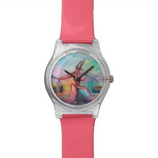Detalle de la TENTACIÓN Reloj