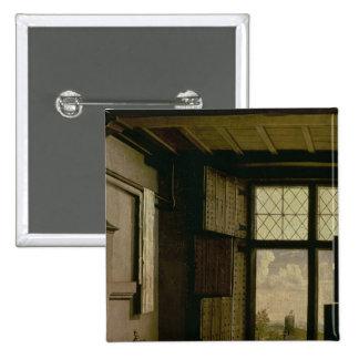 Detalle de la ventana pin cuadrada 5 cm