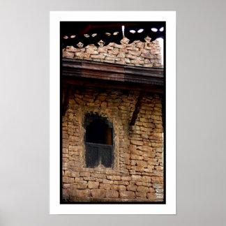 Detalle de la ventana póster