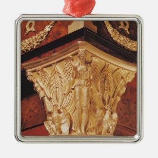 Detalle de la victoria coa alas ornamento de reyes magos
