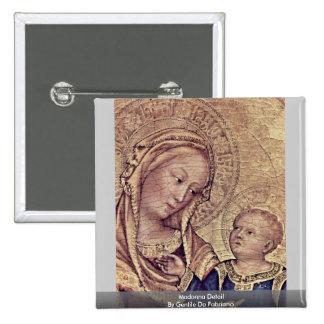 Detalle de Madonna de Gentile da Fabriano Pin