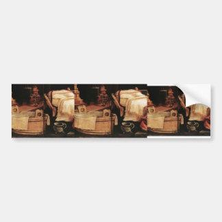 Detalle de Matías Grünewald- del concierto de ánge Etiqueta De Parachoque