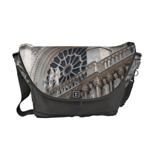 Detalle de Notre Dame Bolsas De Mensajería