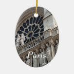 Detalle de Notre Dame Ornamente De Reyes
