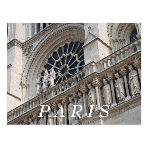 Detalle de Notre Dame Postales