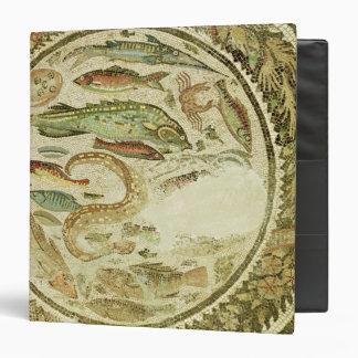 Detalle de pescados las cuatro estaciones de Veg