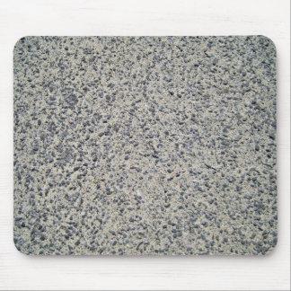 Detalle de tierra de la textura de la grava alfombrillas de raton