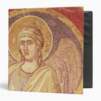 Detalle de un ángel del Navicella