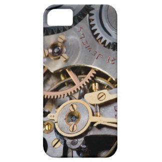 Detalle de un reloj de bolsillo iPhone 5 protector