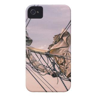 Detalle de un velero funda para iPhone 4 de Case-Mate