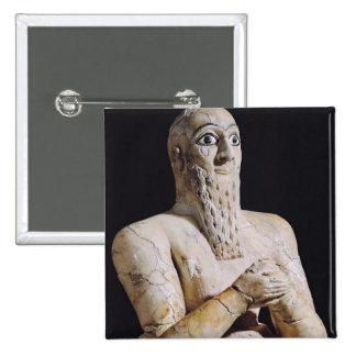 Detalle de una estatua de Itur-Shamagen Pin