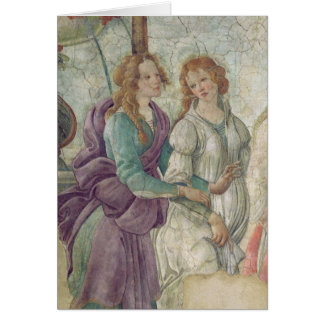 Detalle de Venus y de las tolerancias Felicitación