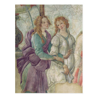Detalle de Venus y de las tolerancias Tarjeta Postal
