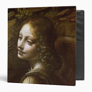 Detalle del ángel de la Virgen del