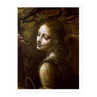 Detalle del ángel postales