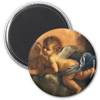 Detalle del ángel, santos patrones de Módena por Imán Redondo 5 Cm