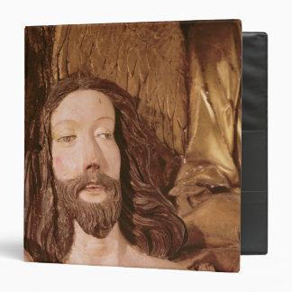 "Detalle del bautismo de Cristo Carpeta 1 1/2"""