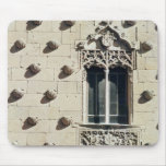 Detalle del exterior de las casas de la Conchas Alfombrilla De Raton