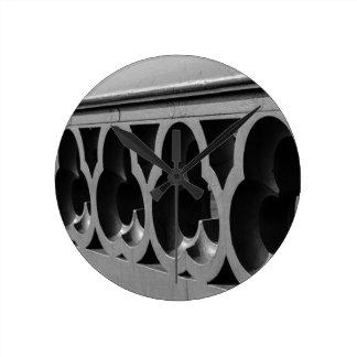 Detalle del puente de Londres Relojes De Pared